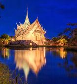 Sanphet Prasat Palace in Thailand — Stockfoto