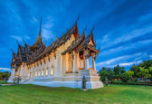 Sanphet Prasat Palace in Thailand — Stock Photo