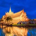 Sanphet Prasat Palace in Bangkok, — Stock Photo #67029027