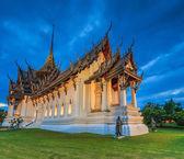 Sanphet Prasat Palace in Bangkok, — Stock Photo