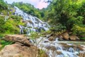 Waterfall at Chiang Mai, Thailand — Stock Photo