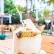 Coconut water drink — Stock Photo #68518473