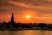Wat Arun Temple in Thailand — Stock Photo