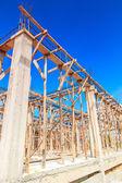 Industry  Construction Site — Stok fotoğraf