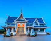 Tempio wat pa phukon udonthani — Foto Stock