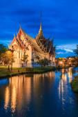 Sanphet Prasat Palace in Thailand — Stock Photo