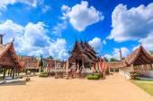 Tonelada de Wat Kain en Tailandia — Foto de Stock