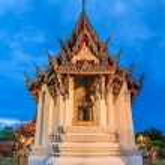 Sanphet Prasat Palace — Stock Photo #72071591
