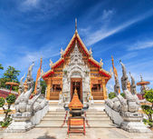 Temple Wat Phra Mongkol Kiri — Stock Photo