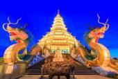 Cinese Tempio wat hyua pla kang — Foto Stock