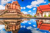 Wat chedi luang Tapınağı — Stok fotoğraf