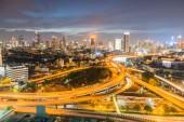 タイの都市景観のミステリー — ストック写真