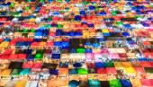 Mercato popolare a bangkok — Foto Stock