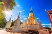 Wat Suan Dok Tapınağı — Stok fotoğraf