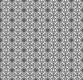Seamless abstract geometric pattern. Traditional Ukrainian embroidery. Hipster background. Pixel art. — Stock Vector