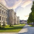 Museum of Art History in Vienna - Austria — Stock Photo #53651297