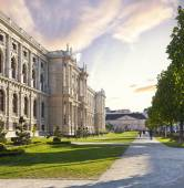 Museum of Art History in Vienna - Austria — Stock Photo