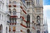 Vienna Town Hall — Stock Photo