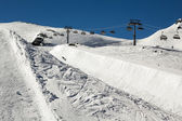 Skier — Foto de Stock