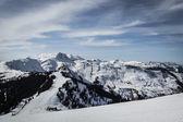 Beautiful mountain view — Foto de Stock