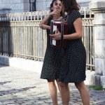 ������, ������: Parisian street actors