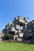 Modular buildings of Habitat 67 in Montreal, Canada — Stock Photo