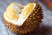 Smelly durian in Vietnam — 图库照片