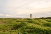 The Canadian National Vimy Ridge Memorial in France — Stock Photo