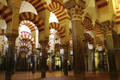 Mezquita de Córdoba — Foto Stock