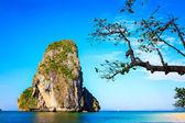 Phra Nang Beach landscape — Stock Photo