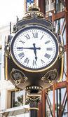 Americana old clock face — Stockfoto
