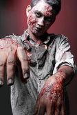 Zombie — Stockfoto