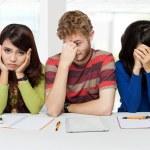 Exam fail — Stock Photo #70542113