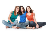 Group of friendship — Stockfoto