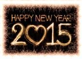 Happy new year — Stock Photo