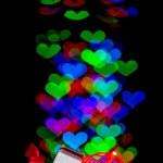 Love gift box — Stock Photo #63040929