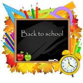 Back to school. — Vecteur