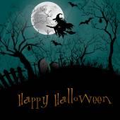 Fiesta de halloween — Vector de stock