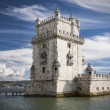 Torre de Belem in Lissabon — Stock Photo #60792809