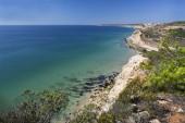 Coast of Algarve in Portugal — Stock Photo