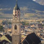 Merano during winter,South Tyrol, Italy — Stock Photo #66569695