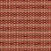 Seamless brick wall — Vecteur