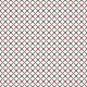 Traditional embroidered pattern- seamless — Vector de stock