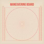 Maneuvering Board. Vector — Stock Vector