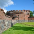 Постер, плакат: Defensive tower Dona Kaliningrad