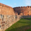 Постер, плакат: Defensive tower Dona old fortification