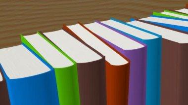 书籍 — 图库视频影像