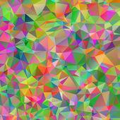 Абстрактные треугольник красочные текстуры — Cтоковый вектор