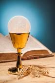 Hıristiyan komünyon — Stok fotoğraf