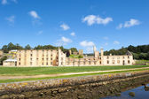 Port Arthur Convict Settlement Museum Australia — Stock Photo